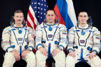 International Space Station Expedition 27 Backup Crew